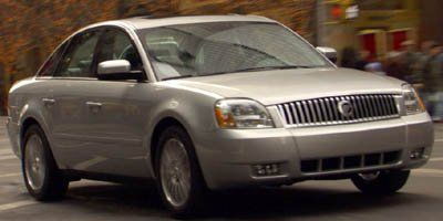 2005 Mercury Montego Luxury (Red)