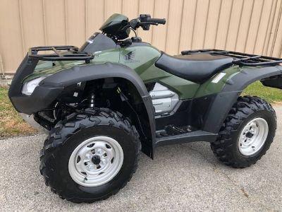 2015 Honda FourTrax Rincon 4x4 Utility ATVs Fairfield, IL
