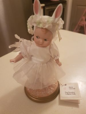 Marie Osmond collector doll
