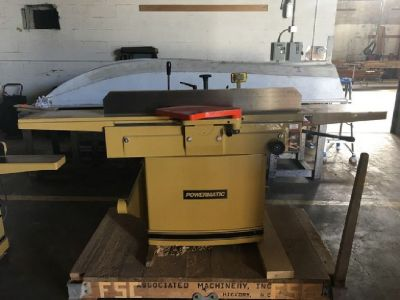 Powermatic, 12 inch Jointer, Model: 1285-3 RTR#7093753-02