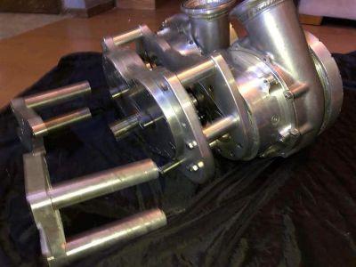 MOPAR CDS dual gear drive for Dual ProCharger, Vortech or Pa
