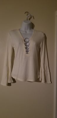 Bell bottom blouse