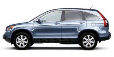 2008 Honda CR-V EX-L (Tango Red Pearl)