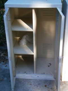 Storage Lockers for Garage or Business Use