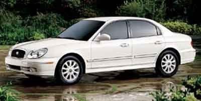 2004 Hyundai Sonata GLS (Slate Gray)