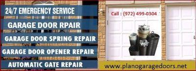 Affordable Garage Door Repair Service | Plano, TX