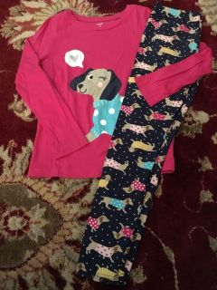 Carter s outfit - size 8