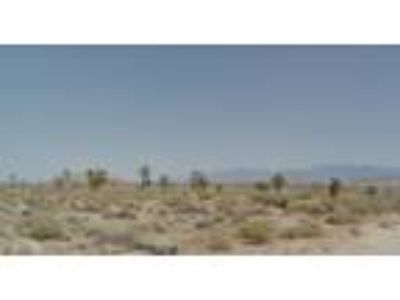 2.59 Acre Agriculturally Zoned Lancaster, Ca