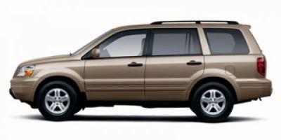 2005 Honda Pilot EX-L (Redrock Pearl)