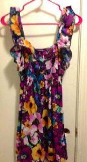$10 Super Cute Floral Dress