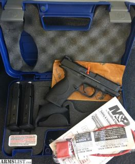 For Sale/Trade: Unfired new M&P Full size 9mm