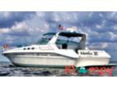 1994 sea ray 400 express 13 ft beam