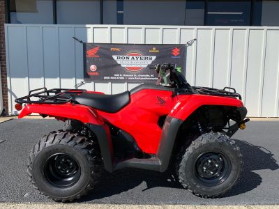 2019 Honda FourTrax Rancher 4x4 DCT EPS ATV Utility Greenville, NC