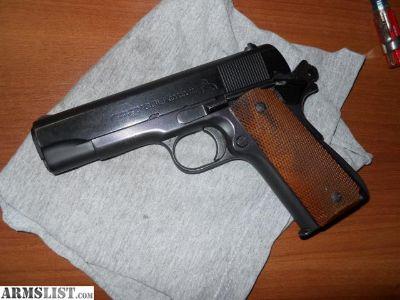 For Sale: 1950's Colt Commander in 38 Super