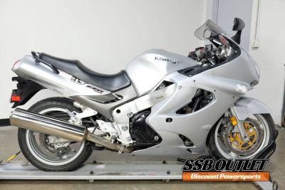 2002 Kawasaki Ninja ZZ-R1200 Supersport Touring Eden Prairie, MN