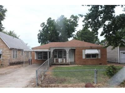 2 Bed 1 Bath Foreclosure Property in Fort Smith, AR 72904 - Berkley Ave