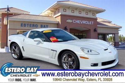 2012 Chevrolet Corvette Z16 Grand Sport (Arctic White)