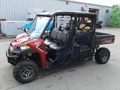 2017 Polaris Ranger Crew XP 1000 EPS Side x Side Utility Vehicles Kaukauna, WI