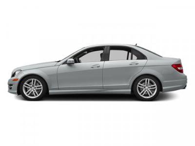 2014 Mercedes-Benz C-Class C300 4MATIC Luxury (Iridium Silver Metallic)