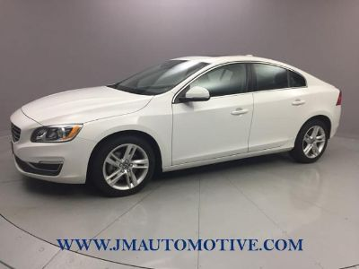 2015 Volvo S60 2015.5 4dr Sdn T5 Premier AWD (Crystal White Pearl)