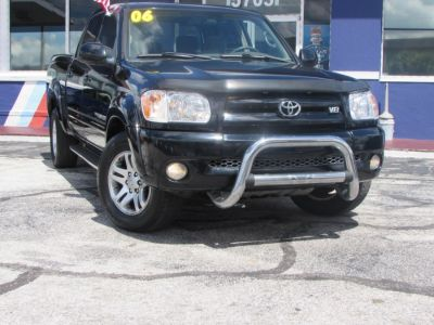 2006 Toyota Tundra Limited (Black)