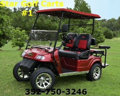 Golf Carts By Star Golf Carts