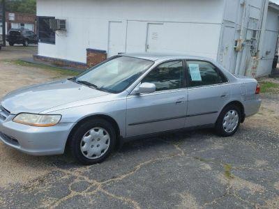 2000 Honda Accord LX (Silver)