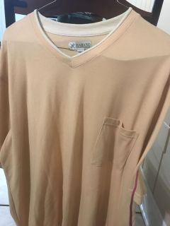 3x Haband pullover short sleeve shirt good used condition
