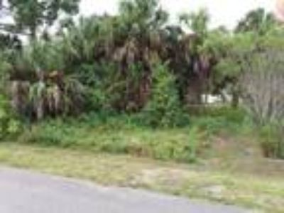 Land for Sale by owner in Palm Bay, FL