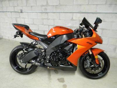 2009 Kawasaki Ninja ZX -10R Supersport Motorcycles Springfield, MA