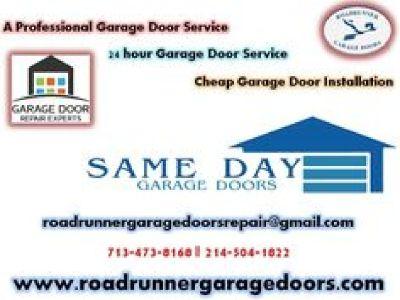 Excellent Garage door Opener and Spring Repair Services Houston, TX