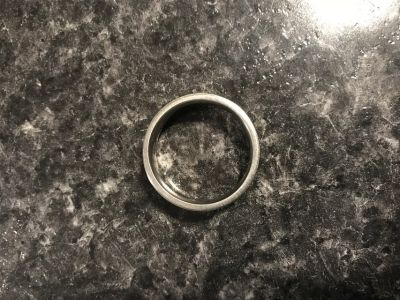 Men s wedding band (Size 11)