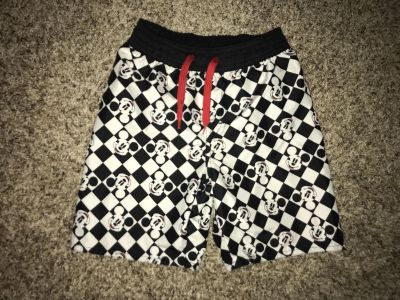 Old navy collectibles Disney Mickey Mouse 4t swim trunks in excellent condition
