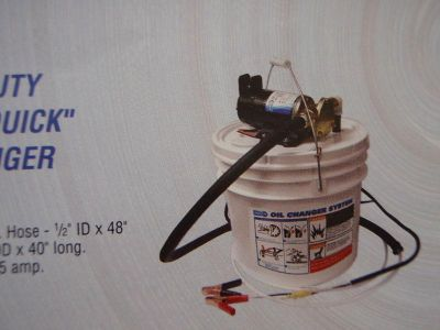 Purchase MARINE ENGINE OIL CHANGER 14 QT 178002000 JABSCO BOATS motorcycle in Osprey, Florida, US, for US $239.95