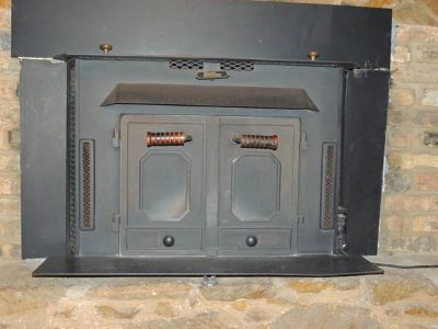 Buck Stove Fireplace Insert (Model 27000)