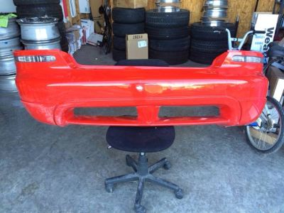 Dodge Viper Bumper Cover Rear 2003-2010