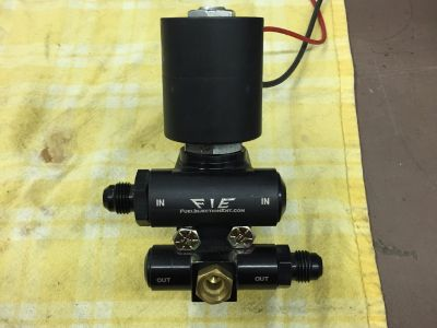 High Speed Leanout Valve