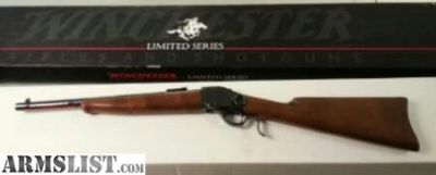 """For Trade: Winchester 1885 Limited 1 of 126 16.5"""" High wall"""