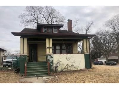 3 Bed 1 Bath Foreclosure Property in Chicago, IL 60628 - S Princeton Ave