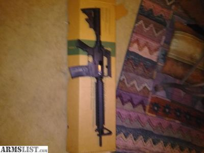 For Sale: Mossberg AR style 22 cal. 715T