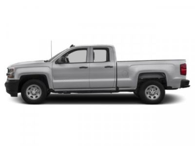 2019 Chevrolet Silverado 1500 LD Work Truck (Silver Ice Metallic)