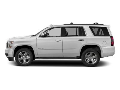 2017 Chevrolet Tahoe LT (Summit White)
