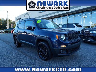 2018 Jeep Renegade ALTITUDE 4X4 (Jetset Blue)