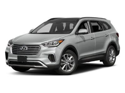 2018 Hyundai Santa Fe GLS (Regal Red Pearl)
