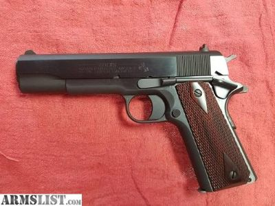 "For Sale: Colt 1911 ""100 Years of Service"""