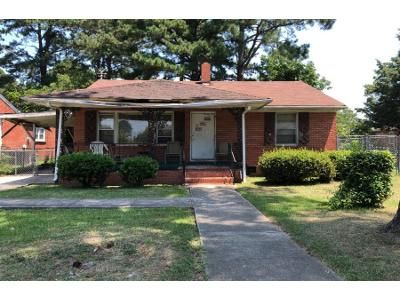 2 Bed 1.0 Bath Foreclosure Property in Wilson, NC 27893 - Vance St E