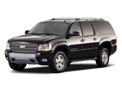 2009 Chevrolet Suburban LT 1500 (Graystone Metallic)