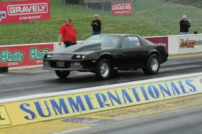 1985 Camaro Drag Car