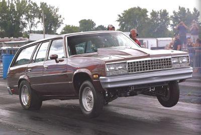 83' Malibu Wagon