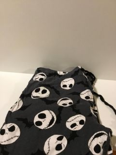 Disney's nightmare before Christmas size small pajama pants with pockets p8 *crossposted